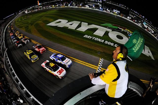Старт Дайтоны 500 2012 года