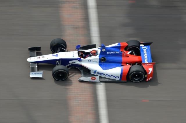 Aleshin Indy FP 8