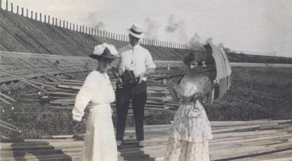 Строительство трассы в Де-Мойн