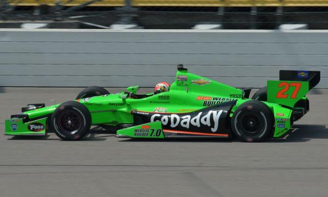 Hinchcliffe-IndyCar-Izod-Iowa
