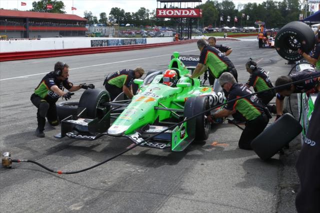 Hinchcliffe Mid-Ohio Pit-Stop