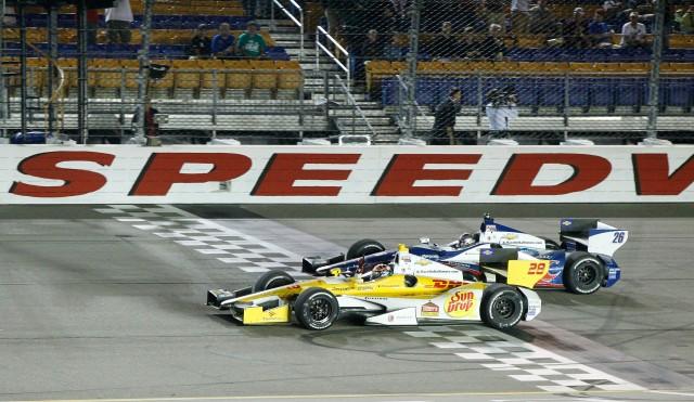 IndyCar Iowa Auto Racing