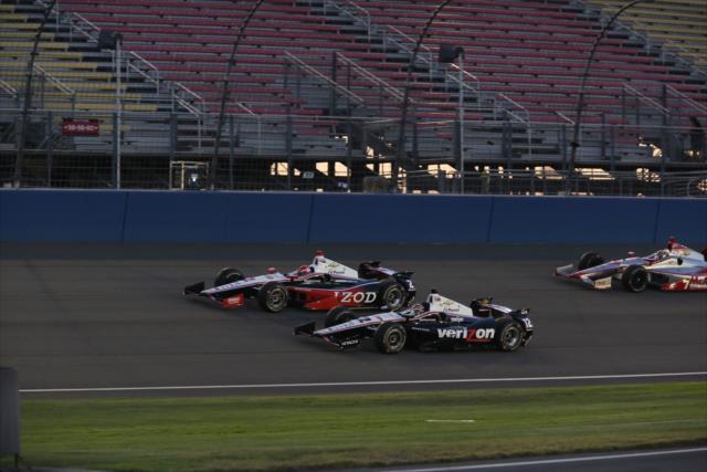 2013 Fontana 3 vs 12