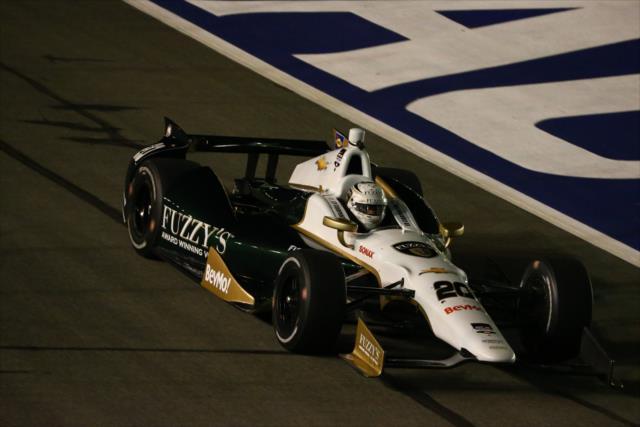 2014 Fontana Open Test 1