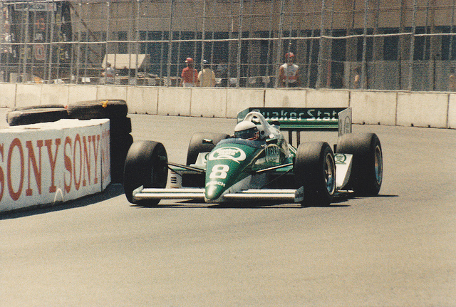 Тео Фаби, 1988 год